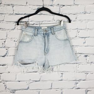 Rollas X Urban Outfitters High Rise Shorts